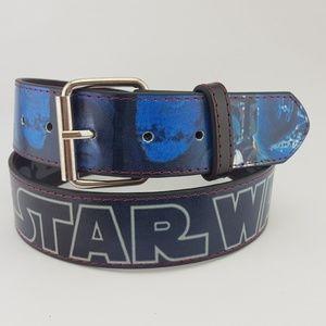 Star War  Belt in Color